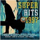 New: VARIOUS ARTISTS INCLUDING TY HERNDON AND RICOCHET- Super Hits of 1997 CASSE