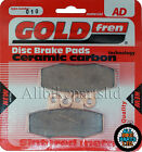 Gilera 500 Dakota Front Sintered Brake Pads 1986 Onwards - Goldfren