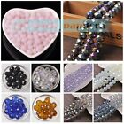 12 14 16 18mm Rondelle Faceted Glass Crystal Loose Spacer Beads Jewelry Making