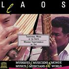 NEW Laos: Traditional Music of the South (Audio CD)