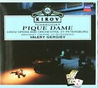 NEW Tchaikovsky: Pique Dame [The Queen of Spades] (Audio CD)
