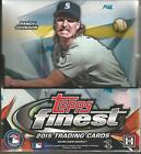 2015 Topps Finest Baseball Factory Sealed Hobby Box - 2 Autographs Per Box