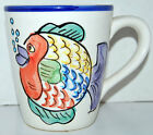 Tabletops Pescada Fish Oversized  Coffee Mug