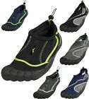 Mens Water Shoes Aqua Socks Surf Yoga Exercise Pool Beach Dance Swim Slip On NEW