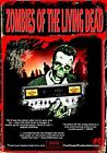 NEW Zombies of the Living Dead DVD