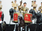 RARE Britains Band of the Lifeguards Set 101 1960's in very good condition!
