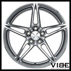 19 ACE AFF01 FLOW FORM SILVER CONCAVE WHEELS RIMS FITS LEXUS GS350 GS450H