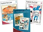Explode the Code 5 6  Ans Parents Guide 3 bk set NEW