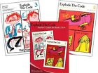 Explode the Code 3 4  Ans Parents Guide 3 bk set NEW