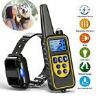 Dog Shock Collar With Remote Electric For Large Small Big Pet Training 880 Yards