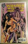 WONDER WOMAN 142 3x SIGNED Adam Hughes Yanick Paquette Bob McLeod NM Movie