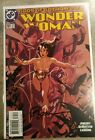 WONDER WOMAN 165 2x SIGNED by Adam Hughes Phil Jimenez NM Movie