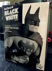 BATMAN black and white STATUE signed by Ethan Van Sciver DC Direct 2288 of 3300