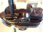 Vintage Avon Wild Country After Shave Steamboat Bottle