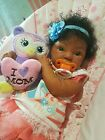 Beautiful Ethnic Biracial Reborn Baby Girl
