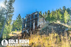 GOLD RUSH Historic Armstrong Gold Mine 20ac Lode Mining Claim Helena Montana