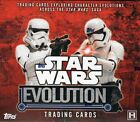 2016 Topps Star Wars Evolution Factory Sealed 12 Box Hobby Case - 2 Hits Per Box