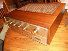 Fisher X-100-C tube stereo int amp extreme restoration imaculate global shipping