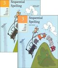Sequential Spelling 3 SET Textbook and Workbook