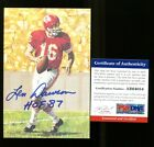 Len Dawson Cards, Rookie Card and Autographed Memorabilia Guide 41