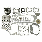 100cc Scooter Engine Big Bore 50mm Cylinder Bore Kit For GY6 139QMB 1P39QMB GY 6