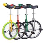 20 Wheel Unicycle Cycling Outdoor Sport Balance Practice Exercise Bike W Stand
