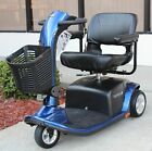 Pride Mobility VICTORY 9 3 wheel Electric Scooter SC609 USED Excellent Condition
