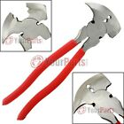 Fence Pliers 10 Inch Multi Purpose Wire Cutter Fencing Hammer Tool MIT 93566