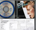 DAVID BOWIE Fame and Fashion JAPAN CD RPCD-104 w/INSERT 3,800JPY No Tax FREE S