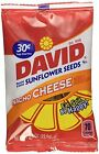 David Sunflower Seeds Nacho Cheese 72 ct 8oz bags 2 boxes of 36