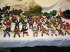 Vintage Lot Of He Man MOTU Characters  Vehicles from 1980s