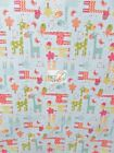 Giraffes Riley Blake 100 Cotton Duck Fabric By The Yard Home Dec Drapery Decor