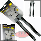 10 Inch Fence Pliers Multi Purpose Hammer Tool Wire Cutter Fencing Pro Grade