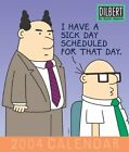 USED (VG) Dilbert 2004 Desk Calendar by Scott Adams