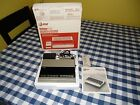 Vintage AT&T Answer & Record Answering Machine W/Remote and Micro Tapes