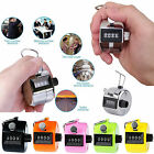 SUPER SALE ORANGE Handheld Sports TALLY COUNTERS CLICKERS