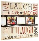 Photo Family Memories Craft Filmstrip Scrapbook Album Top Load Pages 12x12 Inch