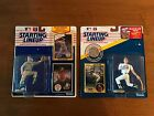 1990 & 1991 Starting Lineup Mark Mcgwire with Rookie Card