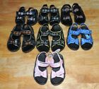 Chatties Or Shocked Toddler Sandals Sizes 7 8 9 10 11 12 Boy Girl NEW
