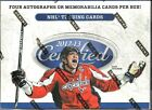 2012-13 Certified Factory Sealed Hockey Hobby Box 4 Autos Memorabilia per Box !