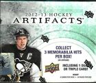 2012-13 Upper Deck Artifacts Factory Sealed Hockey Hobby Box Bobby Orr AUTO ???