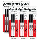 Sharpie Permanent Markers Ultra Fine Point Black 37161 12 Markers
