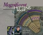 USED GD Magnificent Mittens  Socks The Beauty of Warm Hands and Feet by Anna