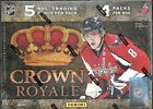 2011-12 Crown Royale Factory Sealed Hockey Hobby Box Nugent-Hopkins AUTO RC?