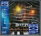 Sealed! DEEP PURPLE Come Hell Or High Water JAPAN Blu-spec CD BVCP-20005