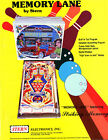 Memory lane stern Pinball chip rom set