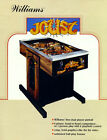 Williams system 7 Joust pinball cpu rom chip set