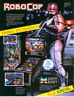 Data East Robocop pinball eprom rom upgrade set