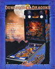 Dungeons & Dragons pinball cpu rom eprom chip set