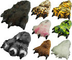 Boys and Girls Kids Soft Plush Fun Winter Animal Claw Paw Feet Indoor Slippers